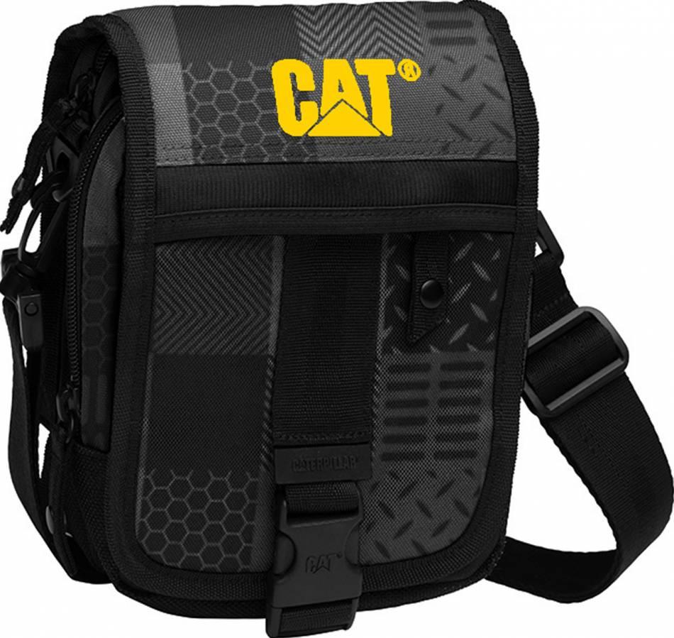Cat Millennial Shoulder Bag Yellow 80002 118