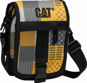 Cat Millennial Shoulder Bag Yellow 80002 102